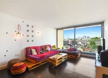 Thumbnail 2 bed flat for sale in Candy Wharf, 22 Copperfield Road, London