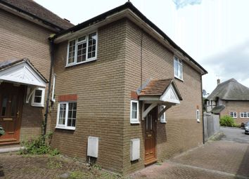 Thumbnail 2 bed terraced house to rent in Copse Field, Lychpit, Basingstoke