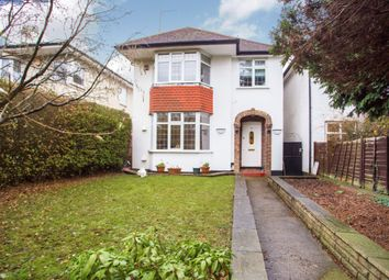 Thumbnail 4 bedroom detached house for sale in Colne Way, Watford