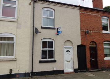 Thumbnail 2 bed terraced house for sale in Shelburne Street, Stoke-On-Trent