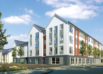 Thumbnail 2 bedroom flat for sale in Plot Q8, Reade House, Carter's Quay, Stabler Way, Hamworthy, Poole