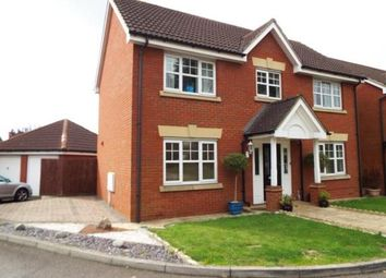 Thumbnail 4 bed detached house for sale in Hainault, Essex