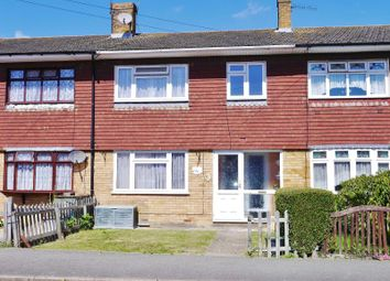 Thumbnail 3 bed terraced house for sale in St. Christophers Close, Canvey Island