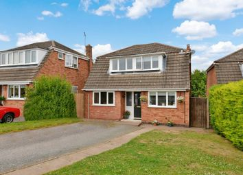 Thumbnail 3 bed detached house for sale in Ginger Hill, Gnosall, Stafford