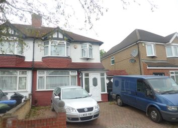 Thumbnail 1 bed flat to rent in Goodwood Avenue, Enfield