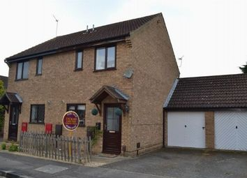 Thumbnail 2 bed semi-detached house for sale in Shatterstone, East Hunsbury, Northampton