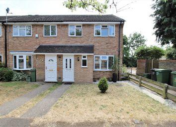 Thumbnail 3 bed end terrace house for sale in Laytom Rise, Tilehurst, Reading, Berkshire