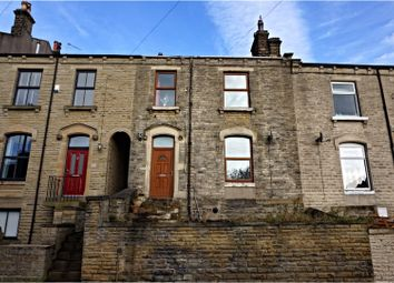 Thumbnail 3 bed terraced house for sale in Longwood Gate, Longwood, Huddersfield