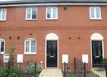 Thumbnail 2 bedroom terraced house to rent in Victoria Road, Diss