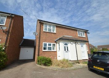 Thumbnail 2 bed semi-detached house to rent in Hayfield, Stevenage