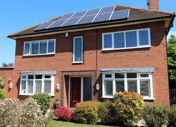Thumbnail 3 bed detached house for sale in Bromley Drive, Holmes Chapel, Crewe