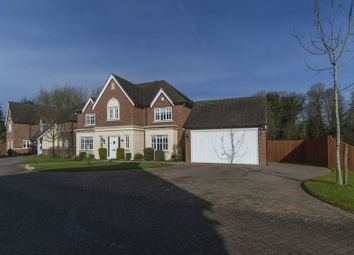 Thumbnail 5 bedroom detached house for sale in Ashtree Park, Horsehay, Telford, Shropshire.