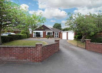 Thumbnail 4 bed detached bungalow for sale in School Street, Church Lawford, Rugby