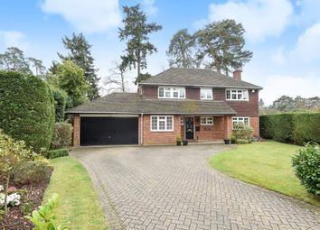Thumbnail 4 bedroom detached house for sale in Armitage Court, Sunninghill