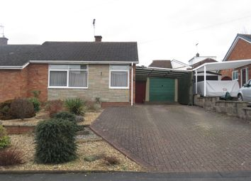 Thumbnail 2 bed semi-detached bungalow for sale in Trinity Rise, Stafford