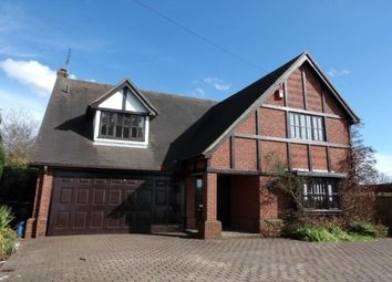 Thumbnail 5 bed detached house to rent in Noak Hill Road, Billericay