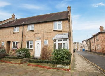 Thumbnail 3 bedroom end terrace house for sale in Shelly Row, Cambridge