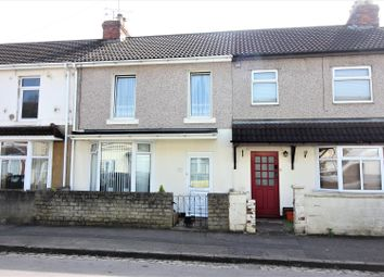 Thumbnail 3 bed terraced house for sale in Caulfield Road, Swindon