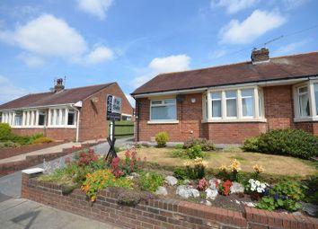 Thumbnail 2 bed semi-detached bungalow for sale in 50 Westby Way, Poulton-Le-Fylde, Lancs