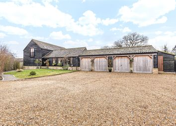 Thumbnail 4 bed detached house for sale in Warboys Road, Old Hurst, Huntingdon, Cambridgeshire