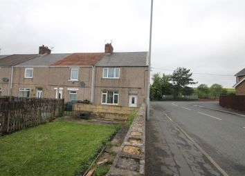 Thumbnail 2 bedroom terraced house for sale in Gurney Valley, Close House, Bishop Auckland