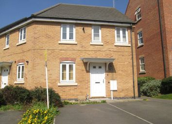 Thumbnail 2 bed property to rent in Alonso Close, Chellaston, Derby