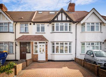 Thumbnail 4 bedroom terraced house for sale in Kingston Avenue, North Cheam, Sutton