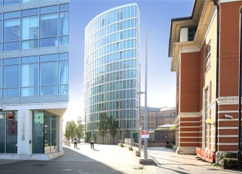 Thumbnail 1 bed flat for sale in The Eye, Glass Wharf, Bristol