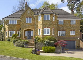 Thumbnail 5 bed detached house for sale in Chatsworth Place, Oxshott, Surrey