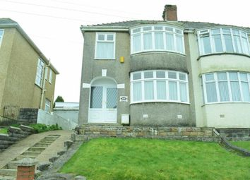 3 bed semi-detached house for sale in Gwynedd Avenue, Cockett, Swansea SA2