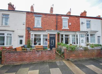 Thumbnail 2 bed terraced house for sale in Montrose Street, Saltburn-By-The-Sea