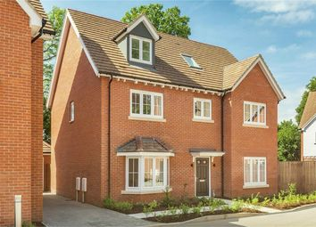 Thumbnail 5 bed detached house for sale in Ventnor Lodge, Cambridge Road, Quendon, Essex