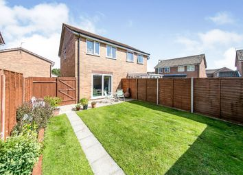 Thumbnail 3 bed semi-detached house for sale in Blake Avenue, Shotley Gate, Ipswich