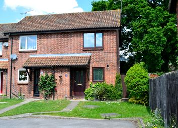 Thumbnail 2 bedroom end terrace house for sale in Chicory Close, Earley, Reading