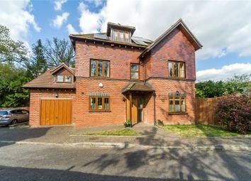 Thumbnail 5 bed detached house for sale in Shandon Close, Tonbridge, Kent