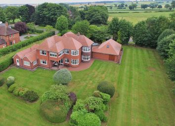 Thumbnail 5 bed detached house for sale in Burton Road, Repton, Derby