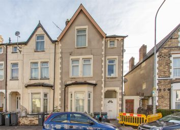 Thumbnail 3 bed property to rent in Northcote Street, Cathays, Cardiff