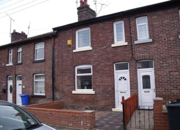 Thumbnail 2 bed terraced house to rent in Smith Street, Chapeltown, Sheffield