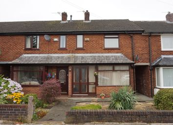 Thumbnail 3 bed terraced house for sale in Kingston Road, Manchester