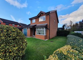 Thumbnail 3 bed detached house for sale in Woodgate Close, Barnwood, Gloucester