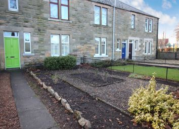 Thumbnail 1 bedroom flat for sale in Hill Crescent, Cupar