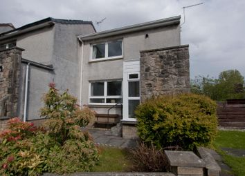 Thumbnail 2 bed end terrace house for sale in 37 Main Street St. Ninians, Stirling, Stirlingshire 9Az, UK