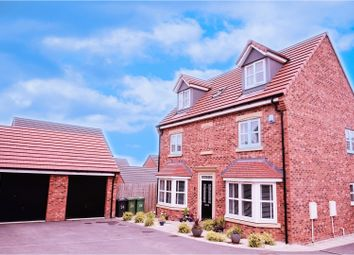 Thumbnail 5 bedroom detached house for sale in Links Way, Drighlington