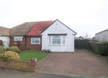 Thumbnail 2 bed semi-detached bungalow for sale in Devon Gardens, Birchington