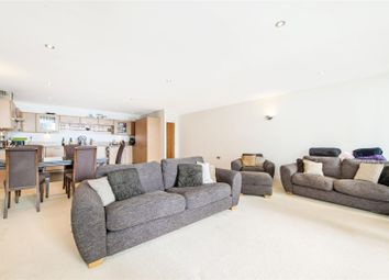 Thumbnail 3 bed flat to rent in Marmara Apartments, 13 Western Gateway, London