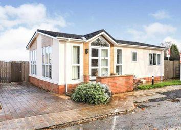 Thumbnail 2 bed mobile/park home for sale in Bramley New Park, Marsh Lane, Sheffield, Derbyshire