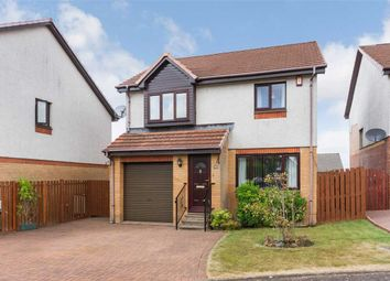 Thumbnail 4 bed detached house for sale in Campsie Road, Lindsayfield, East Kilbride