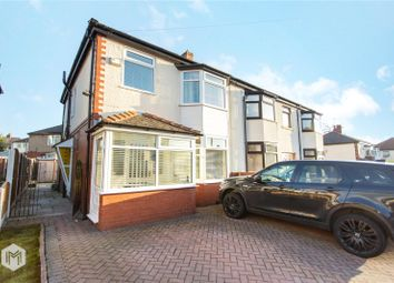 Thumbnail Semi-detached house for sale in Trillo Avenue, Bolton