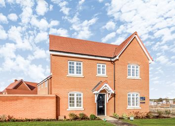 Thumbnail 3 bedroom detached house for sale in Headley Meadow, Shortstown, Bedfordshire
