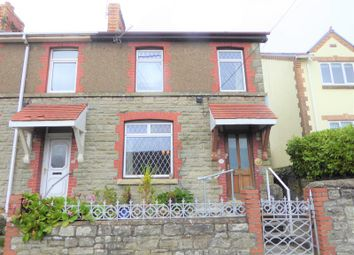 3 bed end terrace house for sale in Heol West Plas, Coity, Bridgend. CF35
